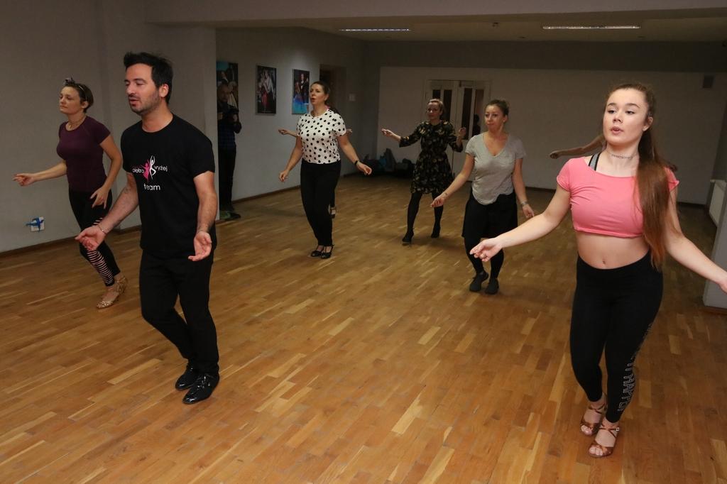 W Chojnicach trwają warsztaty taneczne ze Stefano Terrazzino (FOTO, ROZMOWA)