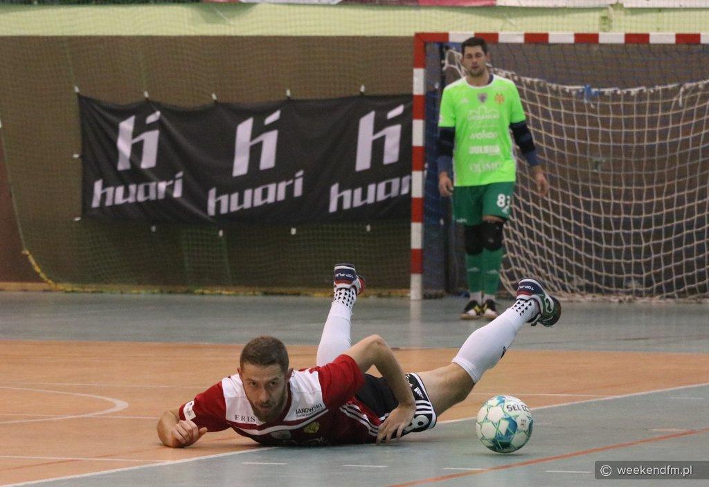 Musimy wziąć się w garść. Futsaliści Red Devils Chojnice rozgromieni przez Clearex Chorzów. Przegrali aż 310
