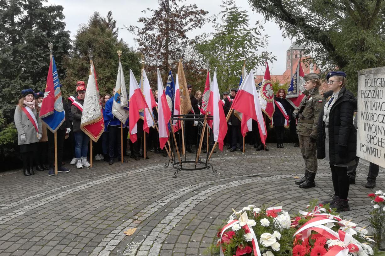 Narodowe Święto Niepodległości w Chojnicach. Zobacz zdjęcia z uroczystości FOTO