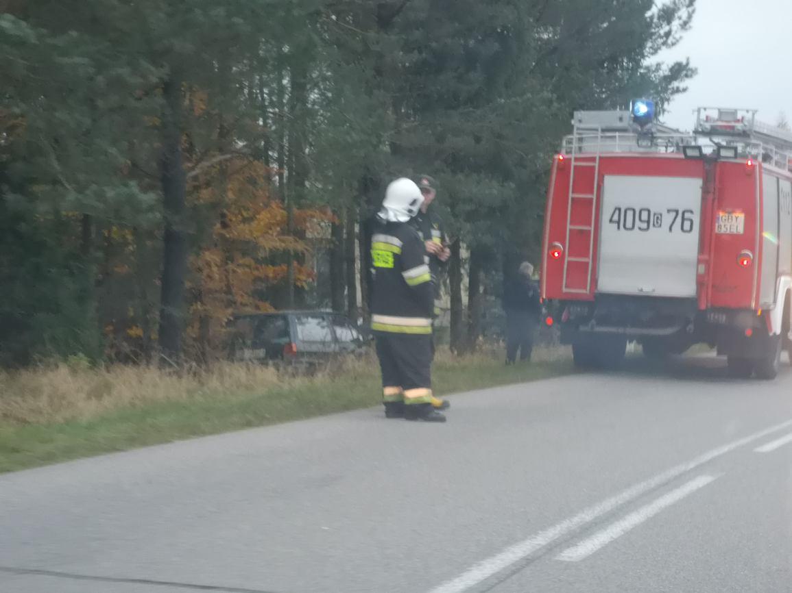 Wypadek w Udorpiu