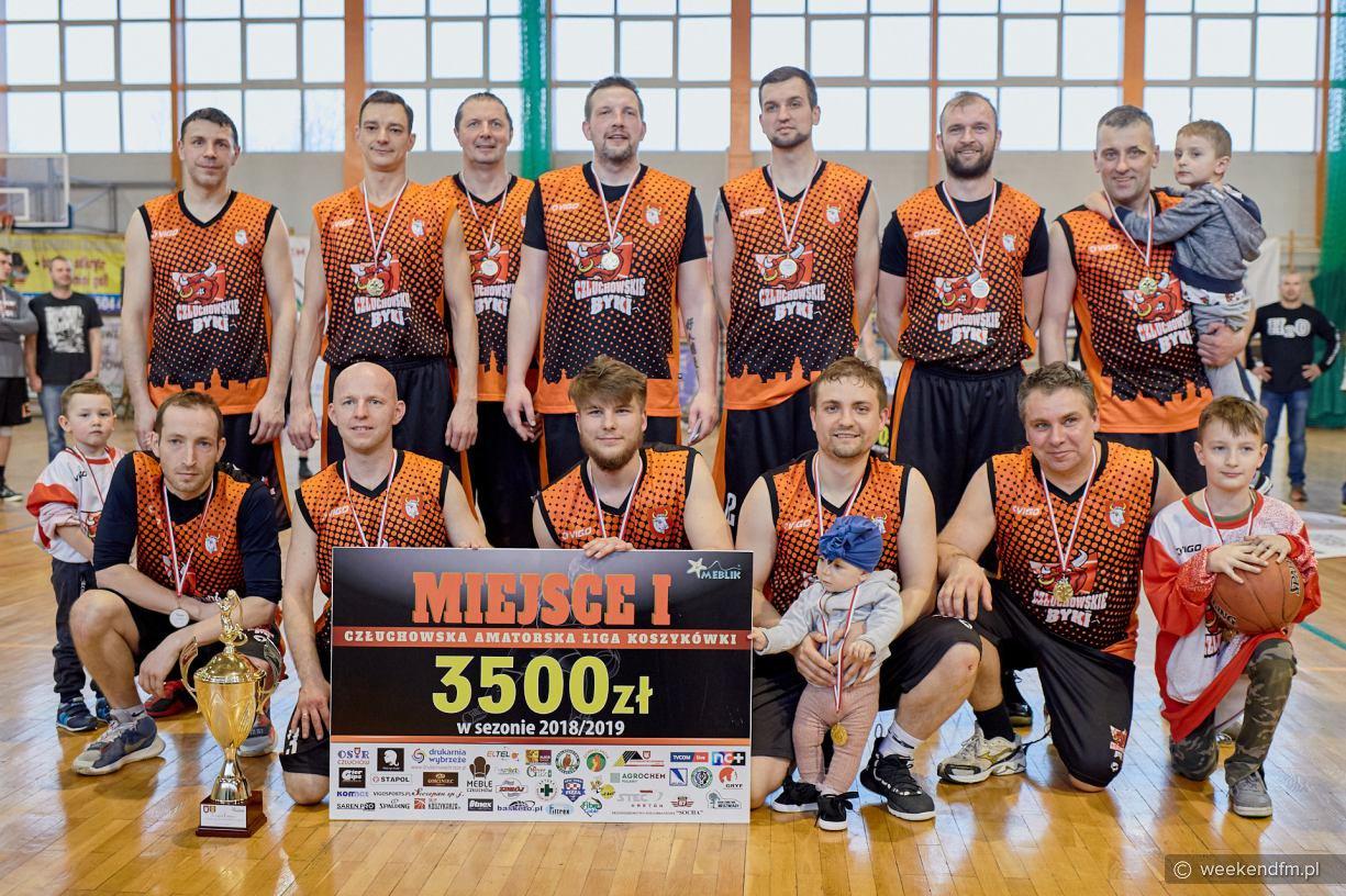 Rusza czwarty sezon Człuchowskiej Amatorskiej Ligi Koszykówki
