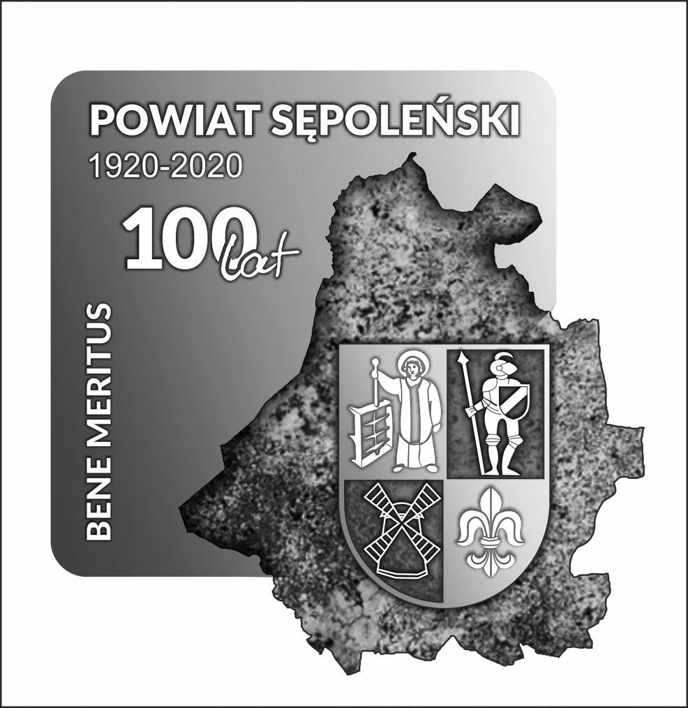 Powiat sępoleński przygotowuje się do świętowania setnych urodzin