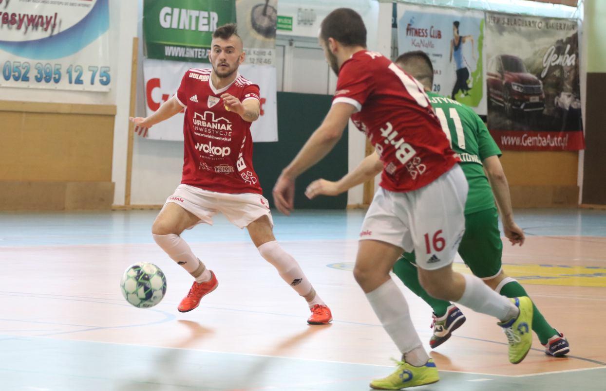 Po punkty na Śląsk. Red Devils Chojnice zagrają dziś 17.11 na wyjeździe z AZS-em Uniwersytet Śląski Katowice