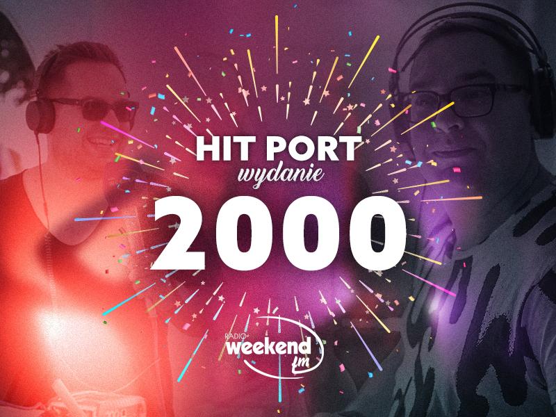 2000. wydanie Listy Przebojów Hit-Port. Posłuchaj CAŁEGO jubileuszowego wydania programu