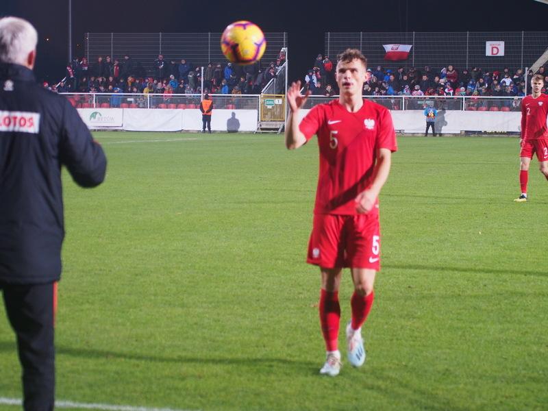 Bytów Remis w meczu reprezentacji Polski do lat 20 z Norwegią
