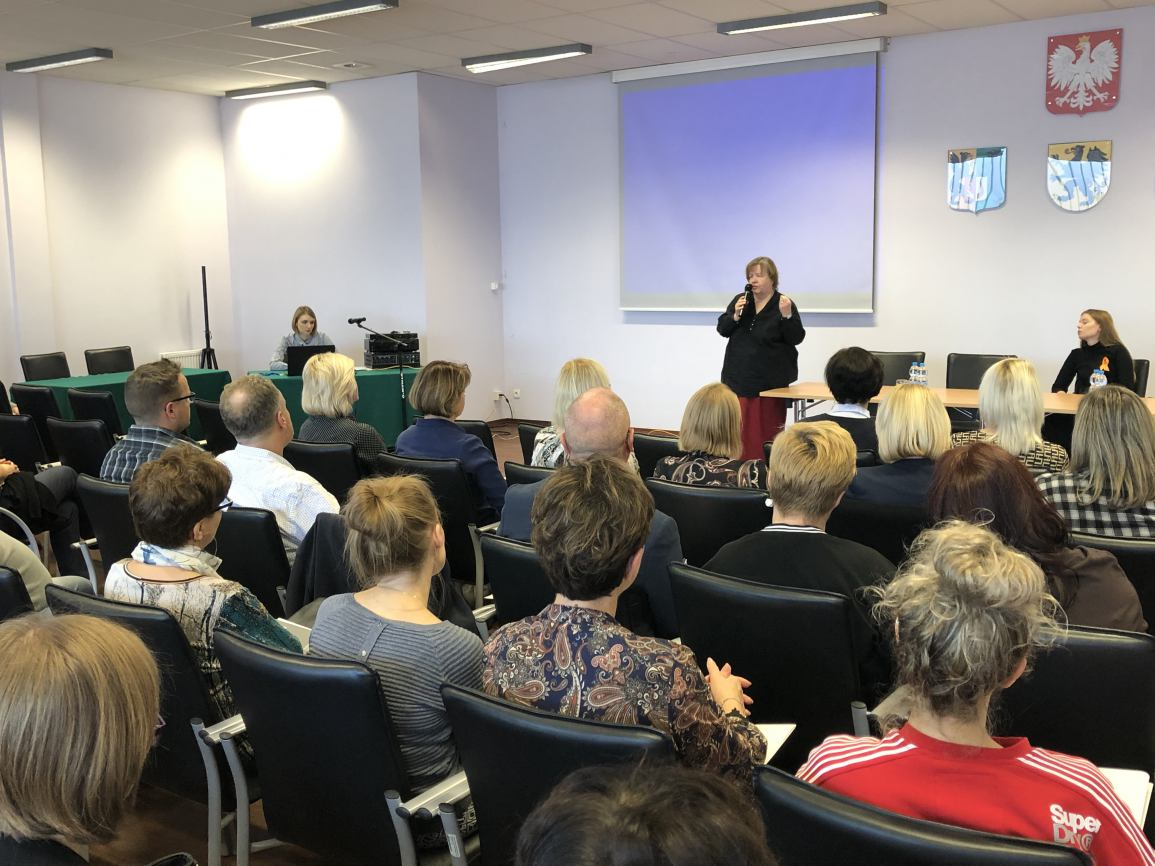 Kościerzyna konferencja o przemocy wobec dzieci