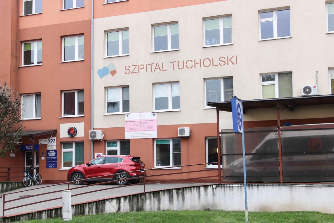 Powiat tucholski zwiększył swoje udziały w spółce Szpital Tucholski o 0,5 mln zł
