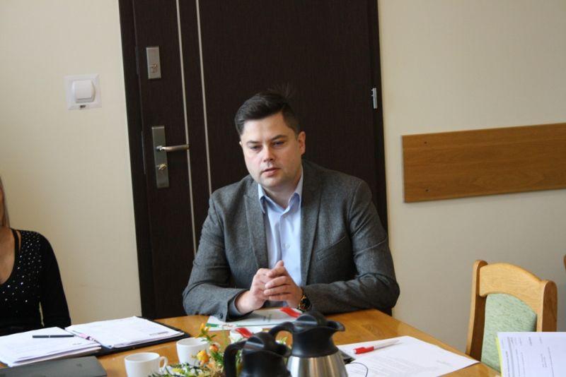 Jest nowy dyrektor Domu Pomocy Społecznej w Kamieniu Krajeńskim