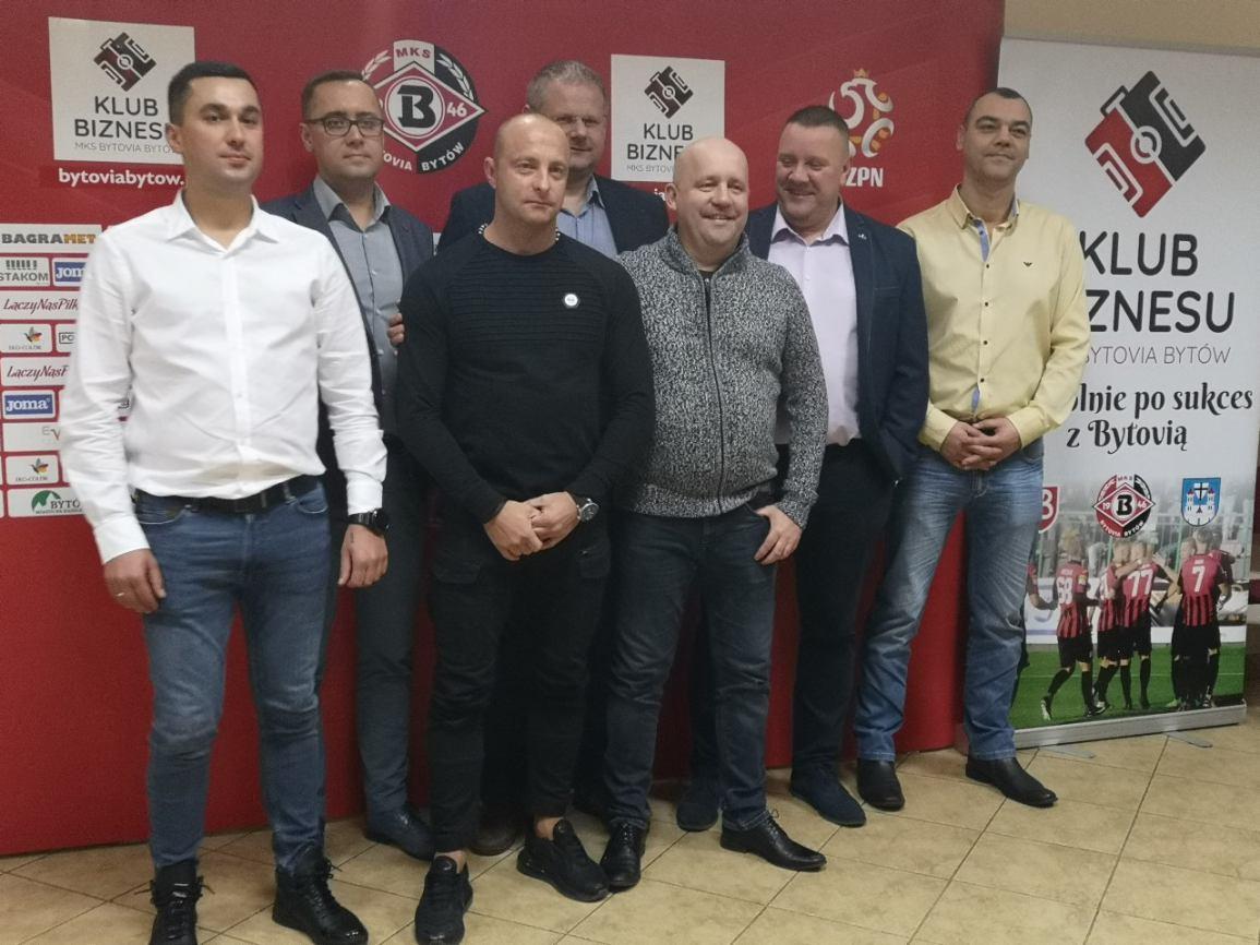 Klub Sportowy Bytovia Bytów wybrał nowy zarząd. Poprzedni podał się do dymisji