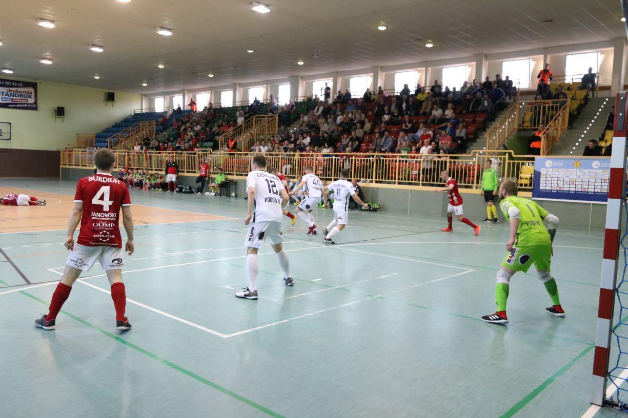 Jutro 1.12 w Chojnicach turniej eliminacyjny do Młodzieżowych Mistrzostw Polski w Futsalu