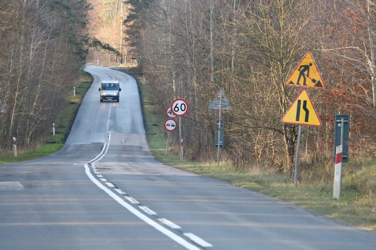 Będą remonty kolejnych odcinków dróg wojewódzkich w gminie Czarne