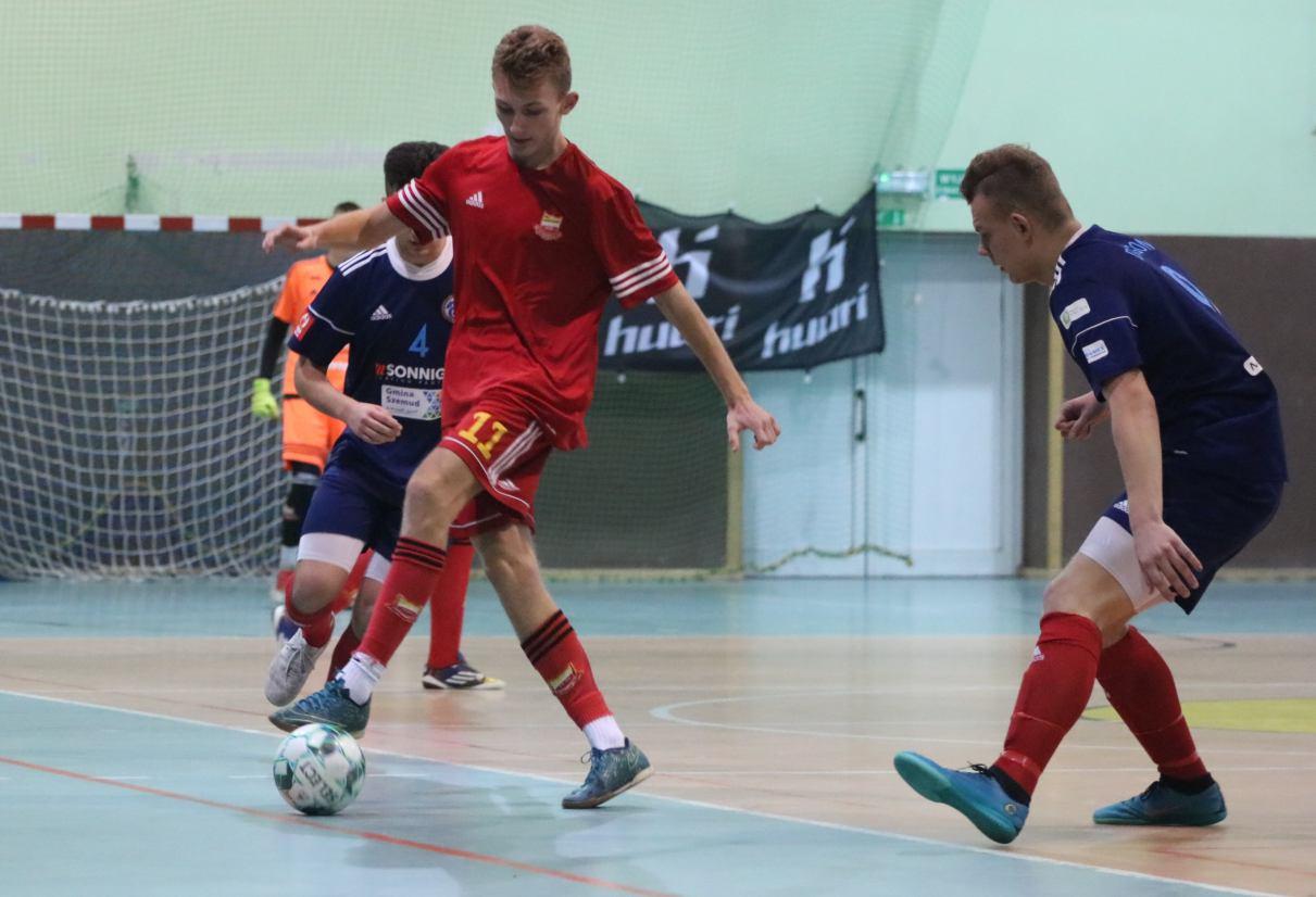 Juniorzy Red Devils - Chojniczanki nie awansowali do Młodzieżowych Mistrzostw Polski w Futsalu