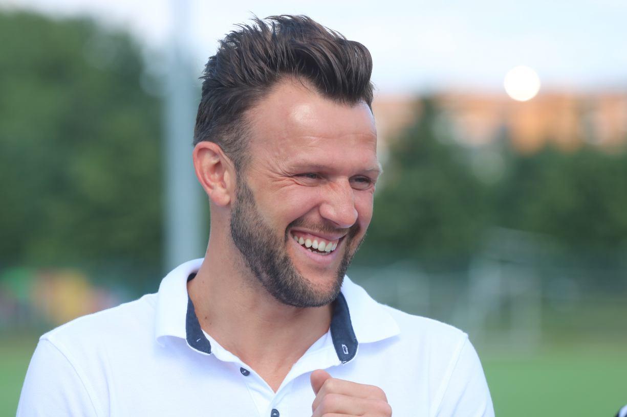 Łukasz Wróbel nie będzie już dyrektorem sportowym Chojniczanki. Zastąpi go Dawid Frąckowiak