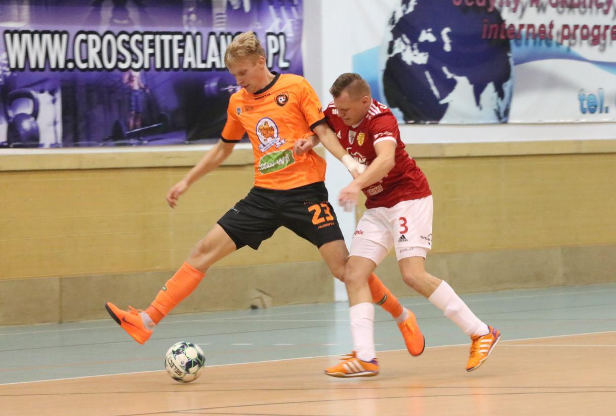 Red Devils Chojnice będą dziś (9.12) szukać punktów w wyjazdowym meczu z FC Toruń