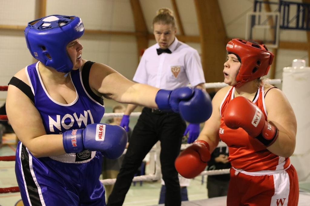 Nowi Boxing Polnica mają już 10 lat. Jubileuszowy mecz (FOTO)