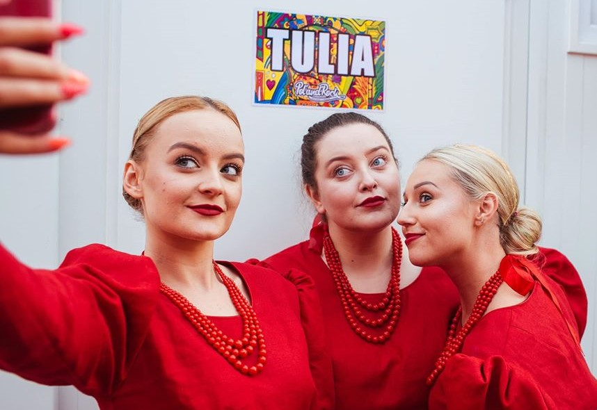 TULIA w Weekend FM: