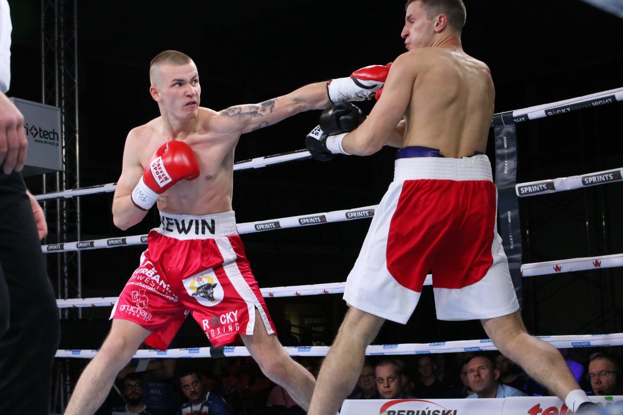 Pięciu pięściarzy z regionu będzie dziś 14.12 walczyło w Kościerzynie podczas gali Rocky Boxing Night