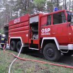 Rzeczenica:  | Steyr OSP w Rzeczenicy naprawiony. Druhowie niezmiennie starają się jednak o wymianę tego wozu na nowy
