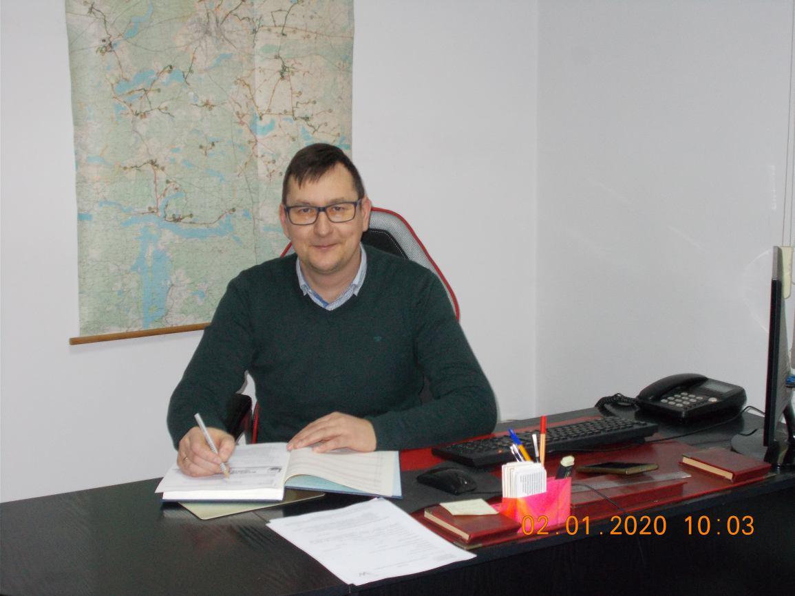 Arkadiusz Malinowski nowym dyrektorem Zakładu Komunalnego Gminy Kościerzyna