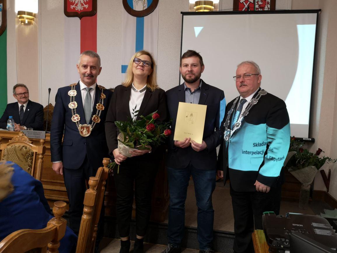 W Tucholi nagrodzono kolejnych uczestników konkursu Mój dom na medal