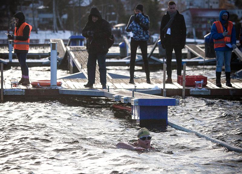 Czy Międzynarodowe Mistrzostwa Polski w pływaniu ekstremalnym wrócą do Charzyków?