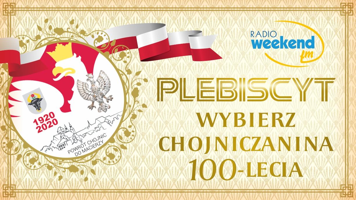 Plebiscyt - wybierz chojniczanina 100-lecia