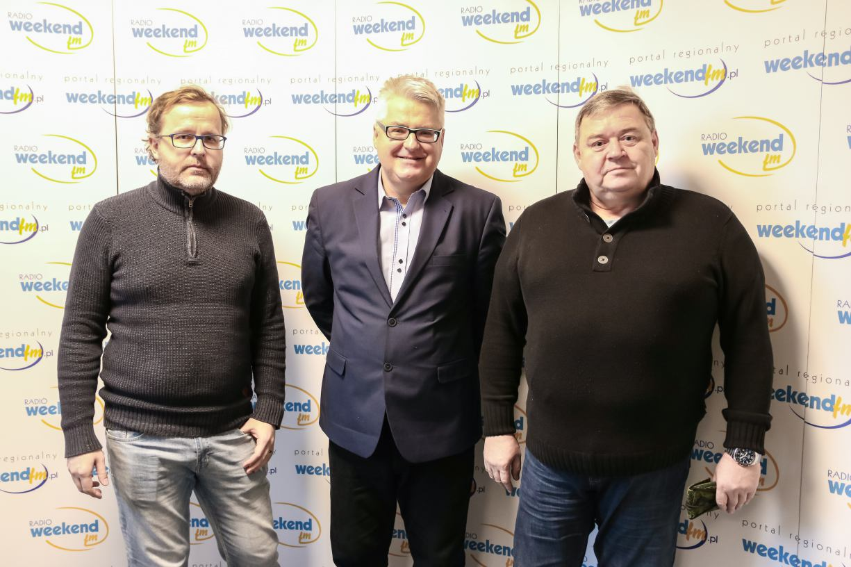 Plebiscyt na chojniczanina 100-lecia. Rozmowa w Weekend FM