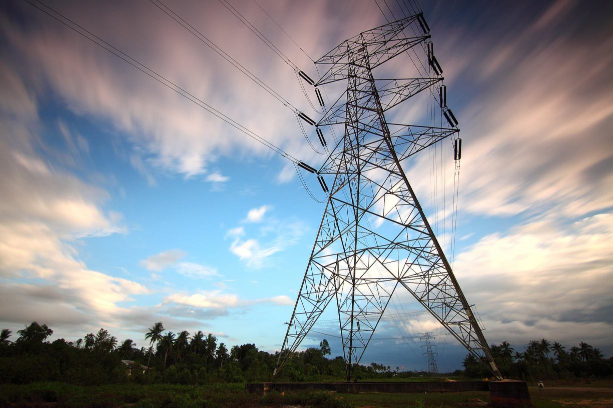 Awaria prądu w Bytowie: winne jest drzewo, które przewróciło się na linię energetyczną