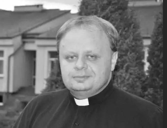 W piątek17.01 w Miastku pogrzeb tragicznie zmarłego księdza Wojciecha Wójtowicza