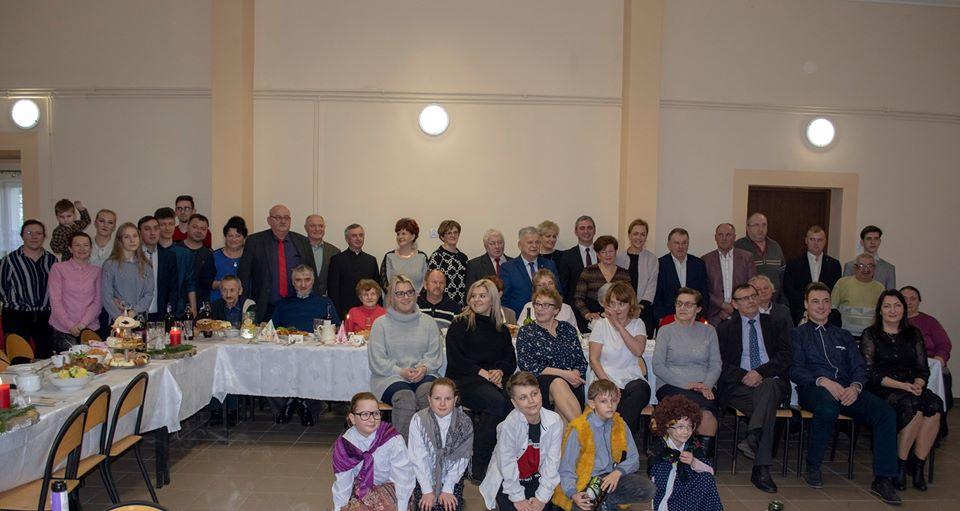 Klub Senior+ w Wierzchowie w gminie Człuchów już działa