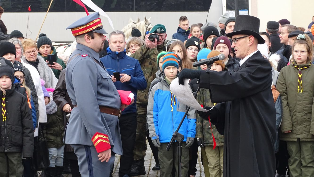 Więcbork świętuje 100-lecie przyłączenia do Polski FOTO