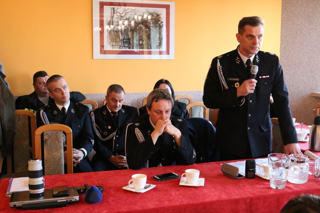 Radni z gminy Rzeczenica zajmą się dziś petycją strażaków o zakup nowego wozu bojowego
