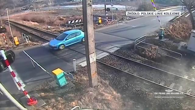 Ma być bezpieczniej nie tylko na drogach, ale także na przejazdach kolejowych. Przy torach pojawią się kamery