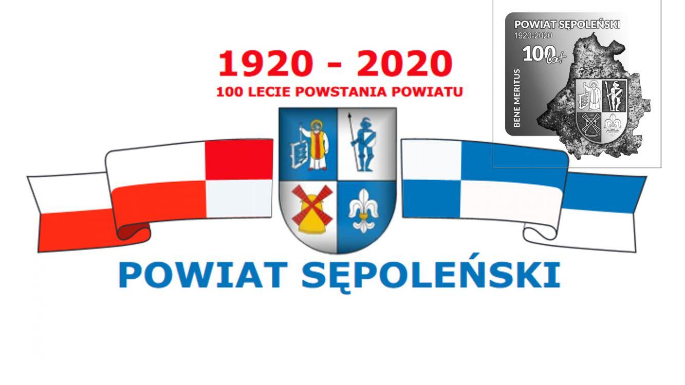 Powiat sępoleński będzie jutro (24.01.) świętował 100-lecie powstania