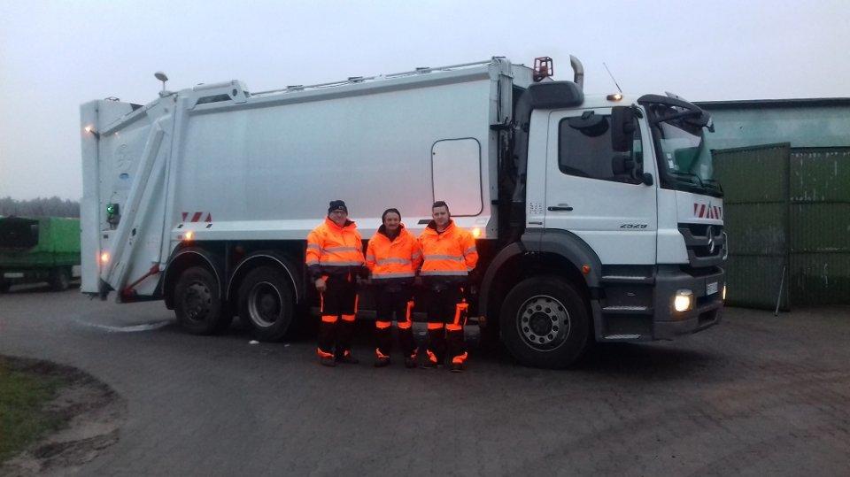 Od niedawna gmina Rzeczenica samodzielnie odbiera i wywozi odpady. Są już pierwsze wnioski