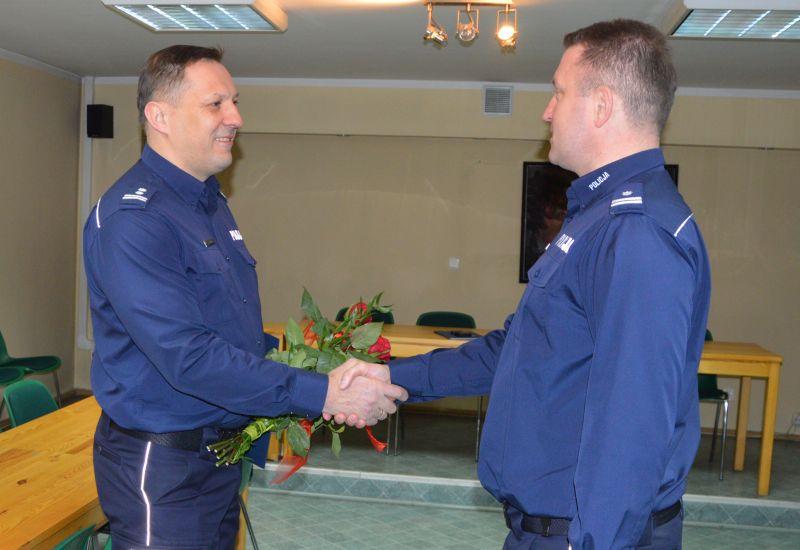 Chojnicka policja ma nowego szefa. Przyjechał ze Słupska