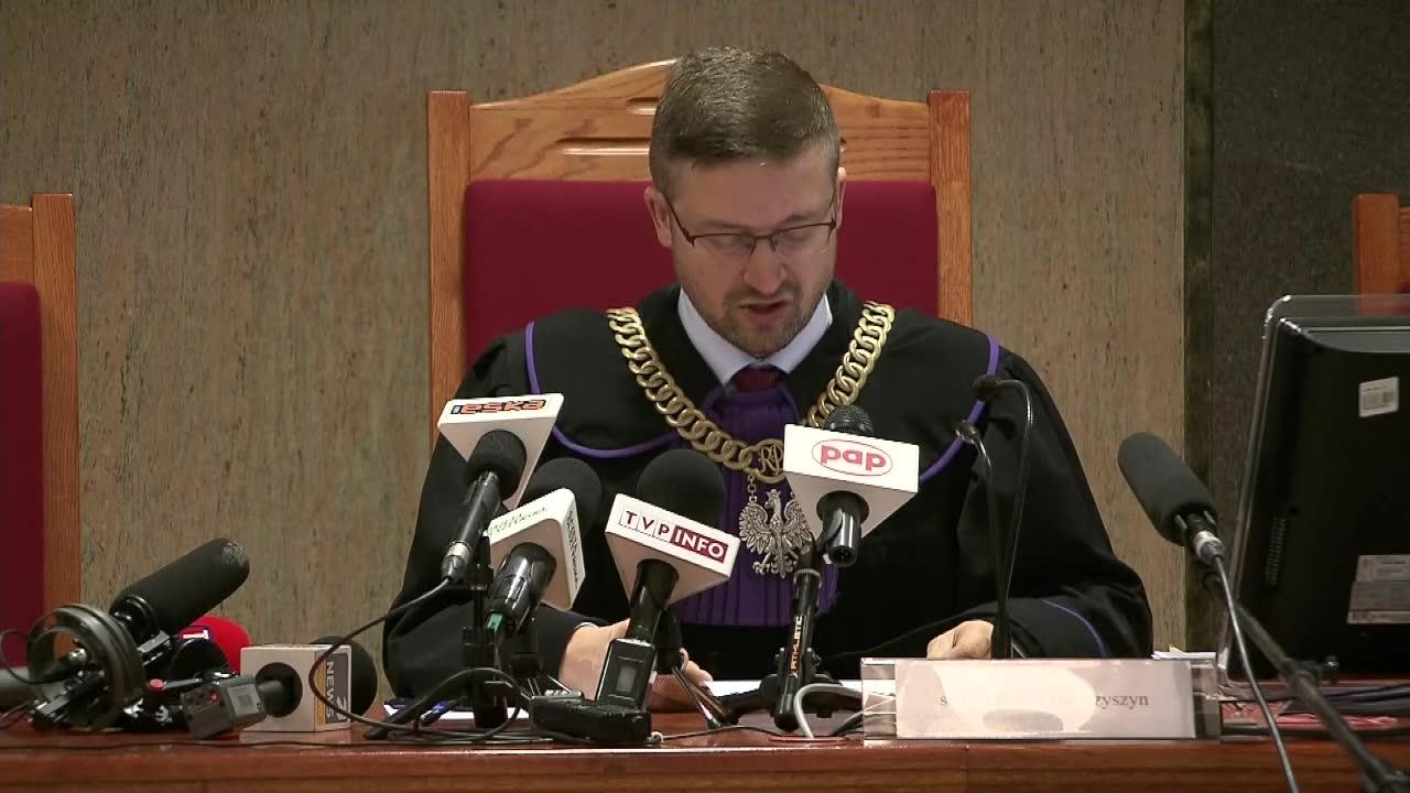 Sędzia Juszczyszyn ukarał grzywną szefową Kancelarii Sejmu