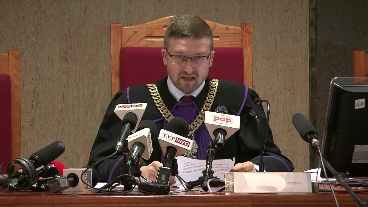 Z. Ziobro wezwany do wysłania dokumentów pod rygorem nałożenia grzywny. Decyzja sędziego P. Juszczyszyna