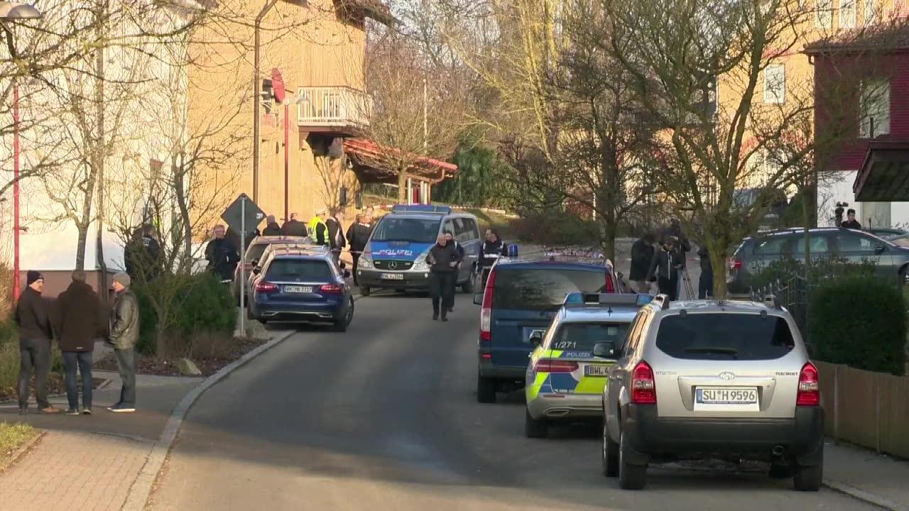 Masakra w niemieckim Rot am See. 26-latek zastrzelił sześciu członków swojej rodziny