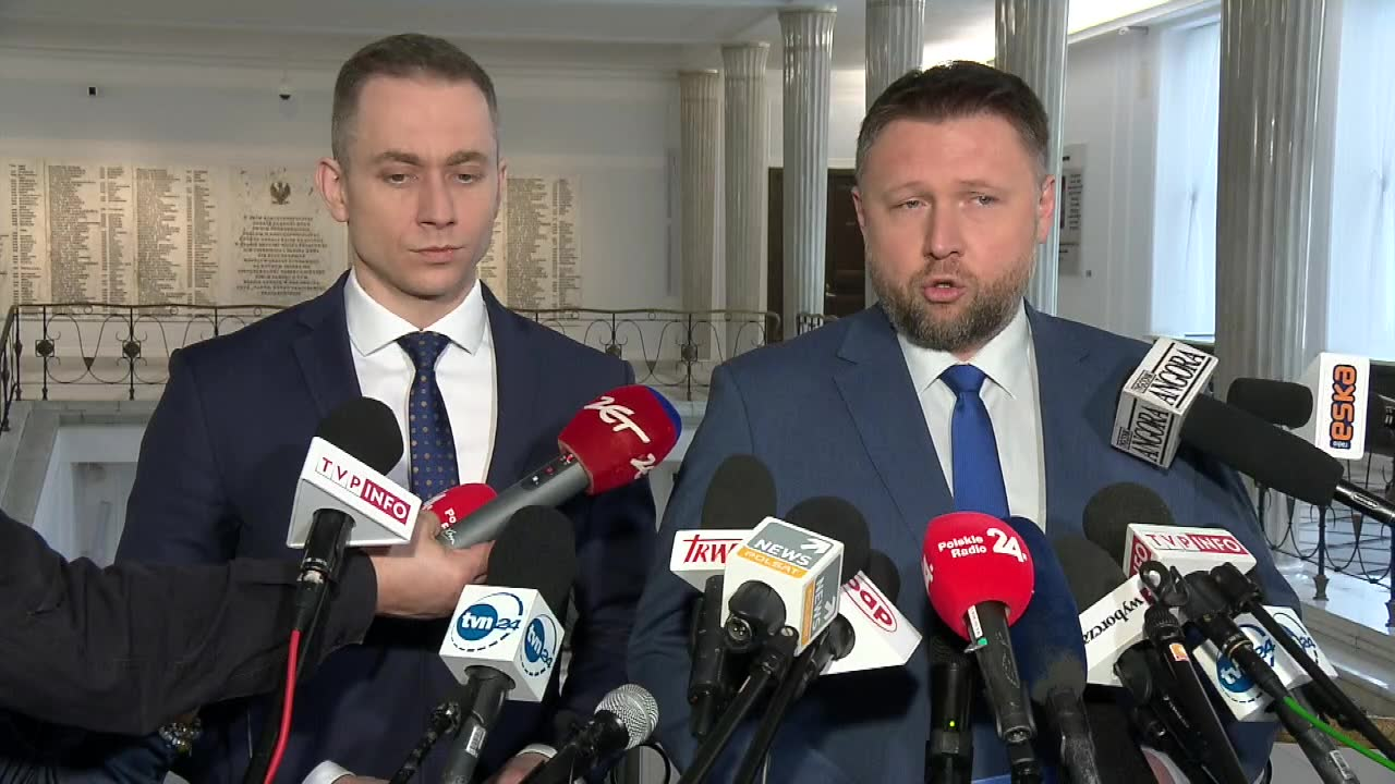 Posłowie PO żądają wyjaśnień od premiera ws. oskarżeń T. Kaczmarka pod adresem byłych szefów CBA