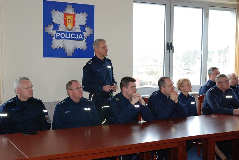 Człuchowscy policjanci zanotowali w 2019 r. prawie 80% wykrywalność przestępstw