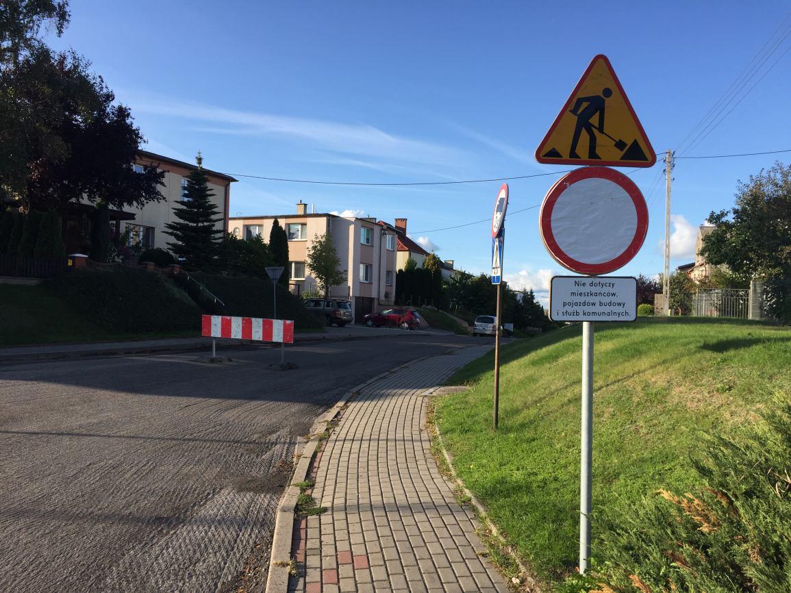 Kierowcy w Chojnicach muszą się przygotować na kolejny ciężki rok