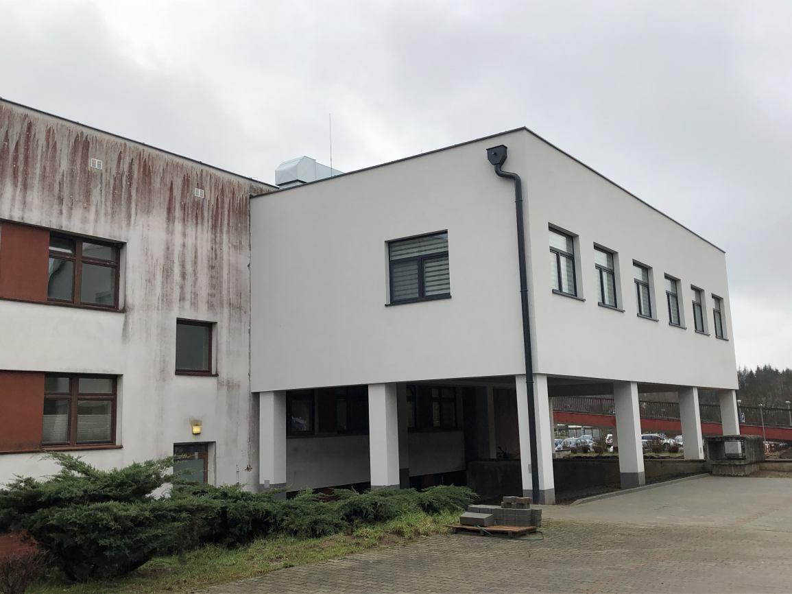 Modernizacja Szpitalnego Oddziału Ratunkowego w kościerskim szpitalu jednak z poślizgiem