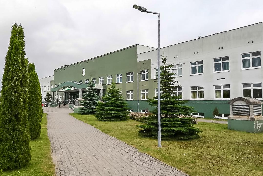 Jest decyzja o zwiększeniu liczby łóżek w chojnickim szpitalu dla osób z koronawirusem
