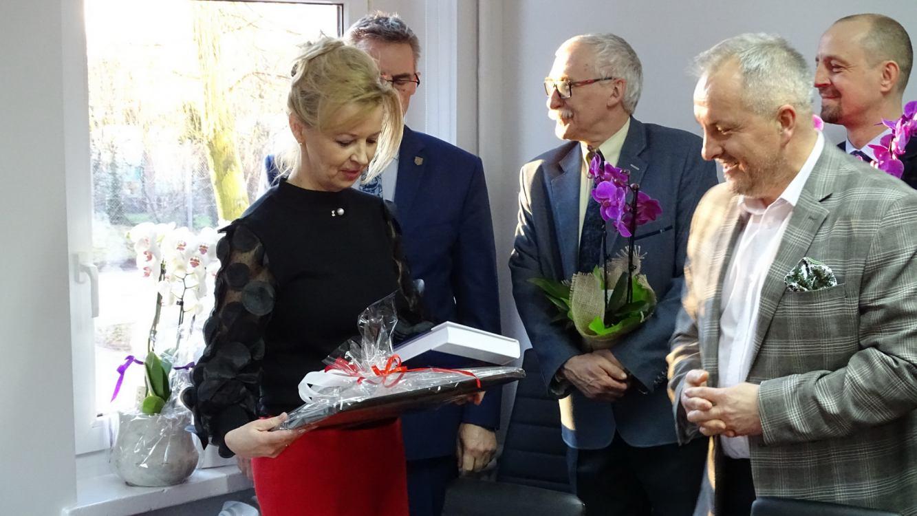 Posłanka Iwona Kozłowska otworzyła swoje biuro w Sępólnie Krajeńskim