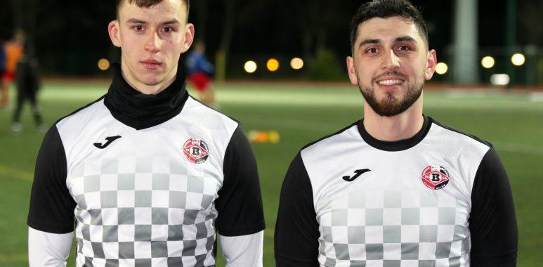 Dwaj nowi zawodnicy w Bytovii