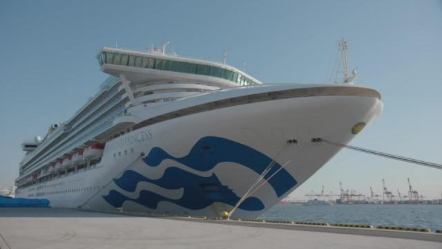 Przewlekle chorzy i osoby w podeszłym wieku opuszczają statek objęty kwarantanną. Już ponad 170 przypadków koronawirusa na Diamond Princess