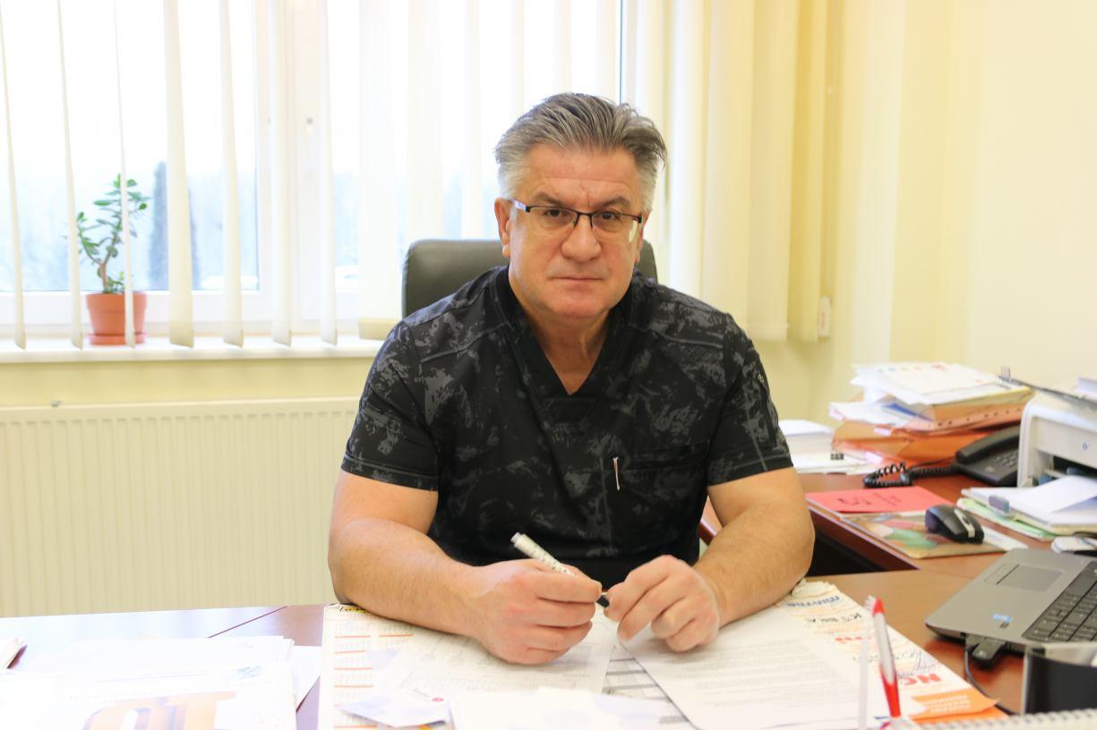 Zebraliśmy już 55% założonej sumy. Dyrektor chojnickiego szpitala o pierwszym tygodniu zbiórki #milionypotrzeb