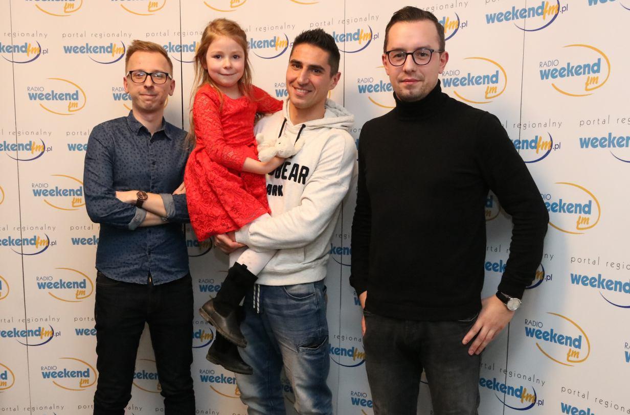 Chojniczanka go nie chciała, więc wybrał Bytovię. Paweł Zawistowski w studiu Weekend FM