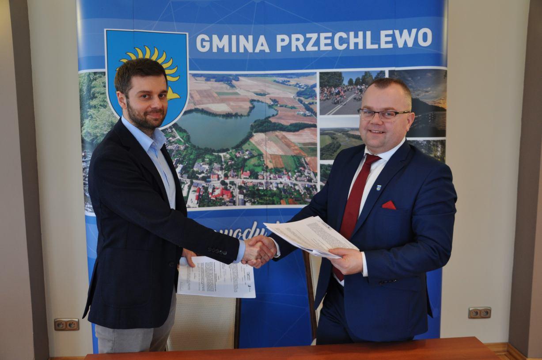 Gmina Przechlewo będzie promowała swoje tereny inwestycyjne i szkoliła pracowników